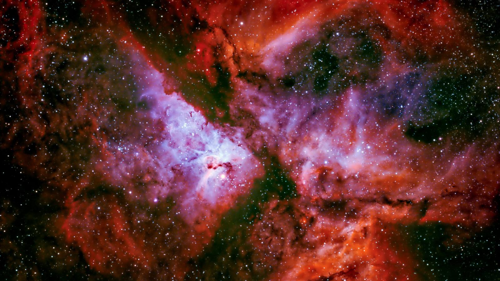 Eta Carinae Nebula 2021